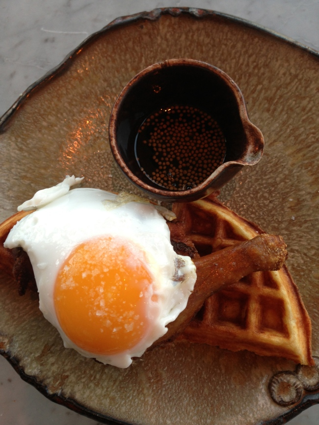Duck and Waffle, innit?