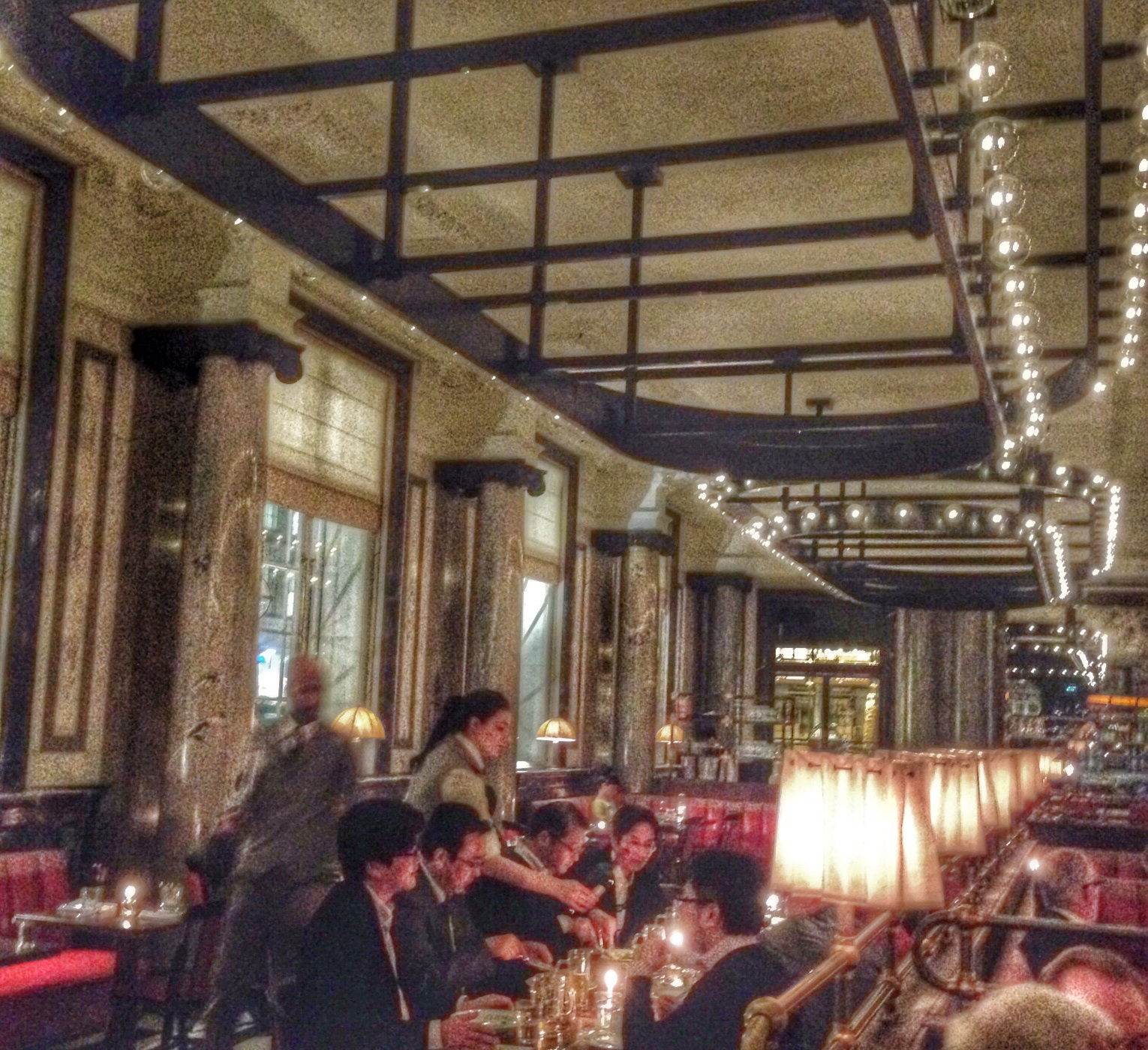 holborn dining room. middling in midtown. | the food judge