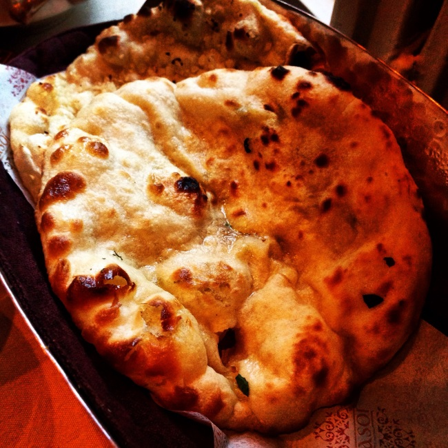 As good as your Naan makes.