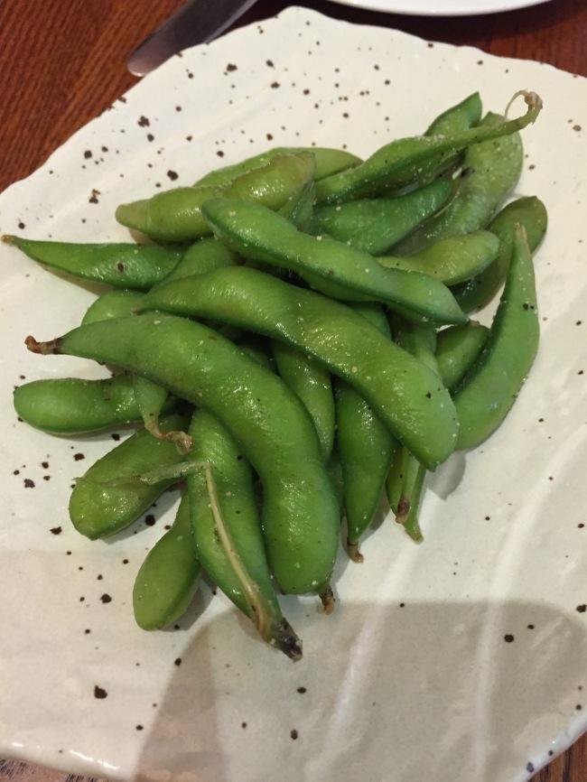 Mucous-y beans