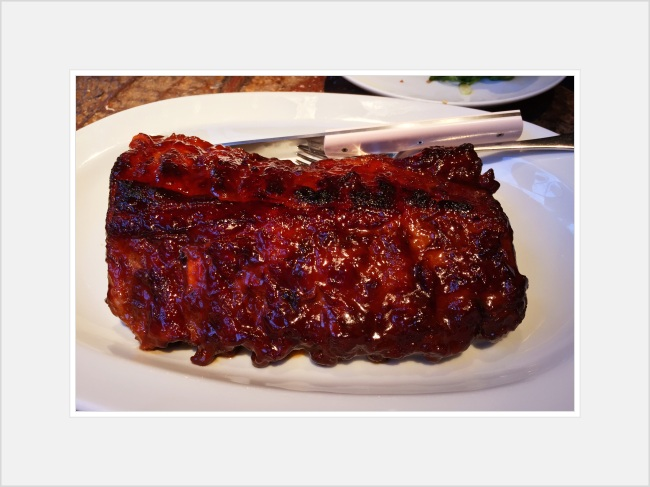 Ribs of joy