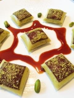 TROISGROS : that dessert