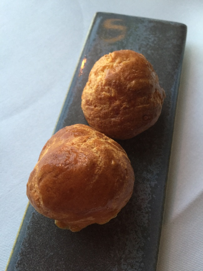 Gougeres of gorgeousness