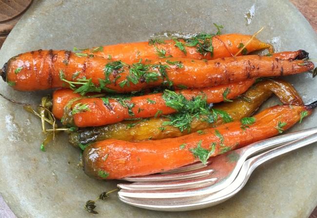 Carroty carrots